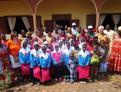 Noël en partage avec les enfants de la zone rurale