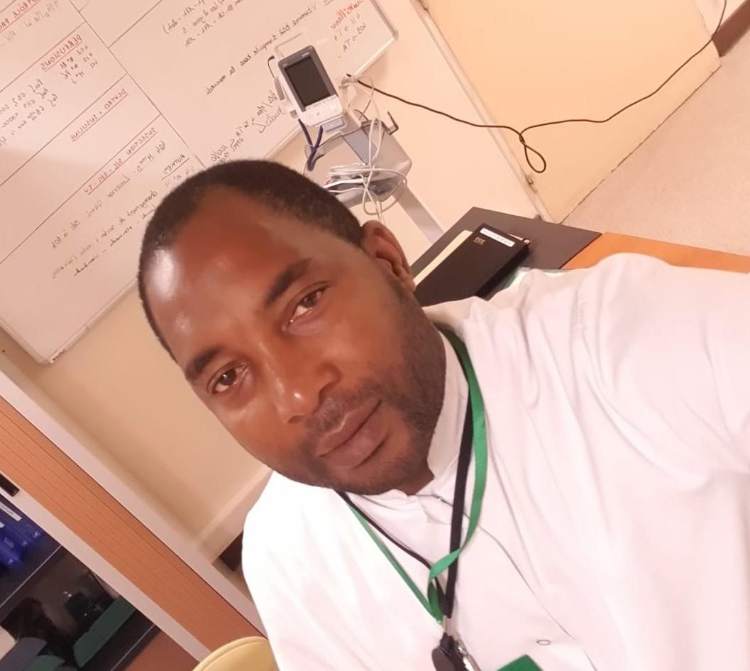 Dr ATANGANA Sylvain